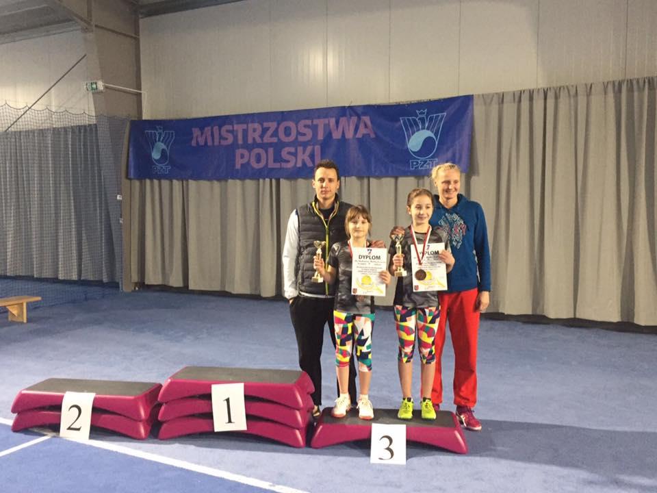 Mistrzostwa tenisa w Lublincu
